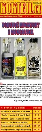 KOKTEJL.cz 1/2011 SSaM