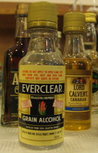 Everclear - minibottles