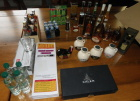 SSaM burza minifľaštičiek alkoholu Poprad 2012